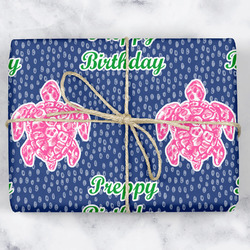 Preppy Wrapping Paper (Personalized)
