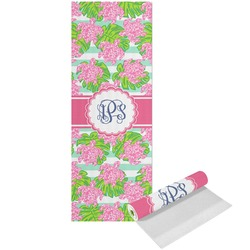 Preppy Yoga Mat - Printed Front (Personalized)