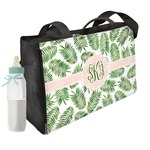 Tropical Leaves Diaper Bag (Personalized)