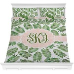 Tropical Leaves Comforters (Personalized)
