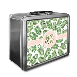 Tropical Leaves Lunch Box (Personalized)