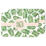 Tropical Leaves Dish Drying Mat (Personalized)