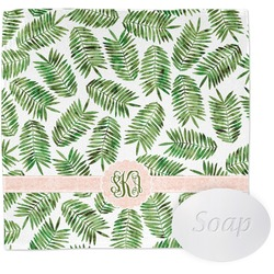 Tropical Leaves Wash Cloth (Personalized)