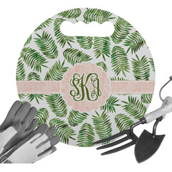 Tropical Leaves Gardening Knee Cushion (Personalized)