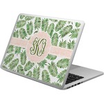 Tropical Leaves Laptop Skin - Custom Sized (Personalized)
