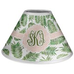 Tropical Leaves Coolie Lamp Shade (Personalized)