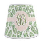 Tropical Leaves Empire Lamp Shade (Personalized)