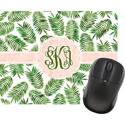 Tropical Leaves Mouse Pads (Personalized)