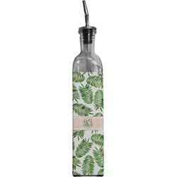 Tropical Leaves Oil Dispenser Bottle (Personalized)