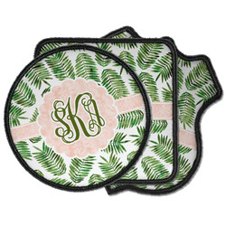 Tropical Leaves Iron on Patches (Personalized)