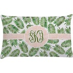 Tropical Leaves Pillow Case (Personalized)