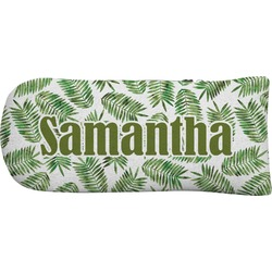 Tropical Leaves Putter Cover (Personalized)