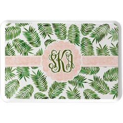 Tropical Leaves Serving Tray (Personalized)