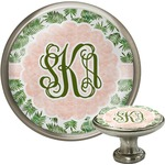 Tropical Leaves Cabinet Knobs (Personalized)