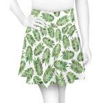 Tropical Leaves Skater Skirt (Personalized)