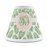 Tropical Leaves Chandelier Lamp Shade (Personalized)