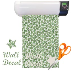 Tropical Leaves Vinyl Sheet (Re-position-able)