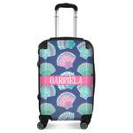 Preppy Sea Shells Suitcase (Personalized)