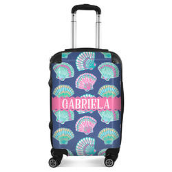 Preppy Sea Shells Suitcase (Personalized)