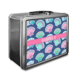 Preppy Sea Shells Lunch Box (Personalized)