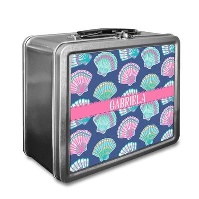 Preppy Sea Shells Lunch Box (Personalized)