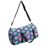 Preppy Sea Shells Duffel Bag (Personalized)