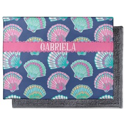 Preppy Sea Shells Microfiber Screen Cleaner (Personalized)