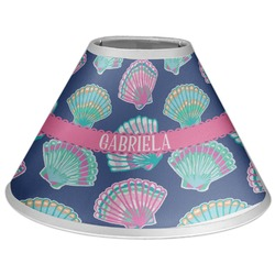Preppy Sea Shells Coolie Lamp Shade (Personalized)