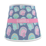 Preppy Sea Shells Empire Lamp Shade (Personalized)