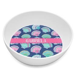 Preppy Sea Shells Melamine Bowl - 8 oz (Personalized)