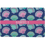 Preppy Sea Shells Comfort Mat (Personalized)