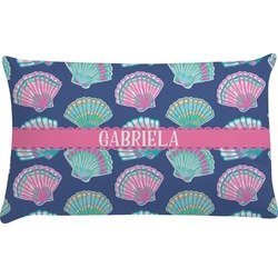 Preppy Sea Shells Pillow Case (Personalized)