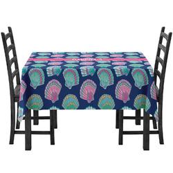 Preppy Sea Shells Tablecloth (Personalized)