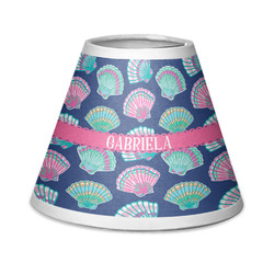 Preppy Sea Shells Chandelier Lamp Shade (Personalized)