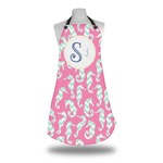 Sea Horses Apron (Personalized)