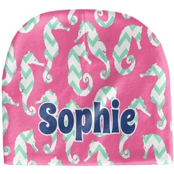 Sea Horses Baby Hat (Beanie) (Personalized)