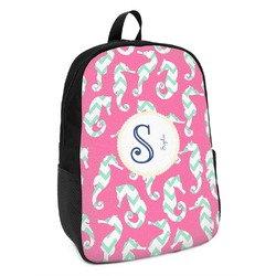Sea Horses Kids Backpack (Personalized)