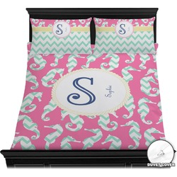 Sea Horses Duvet Covers (Personalized)