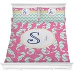 Sea Horses Comforters (Personalized)