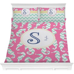 Sea Horses Comforters (Personalized)