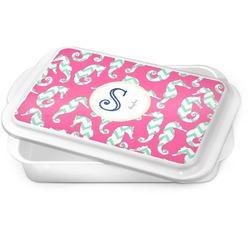 Sea Horses Cake Pan (Personalized)