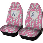 Sea Horses Car Seat Covers (Set of Two) (Personalized)