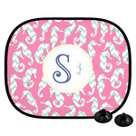Sea Horses Car Side Window Sun Shade (Personalized)