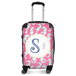 Sea Horses Suitcase (Personalized)