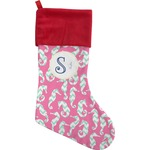 Sea Horses Christmas Stocking (Personalized)