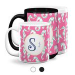 Sea Horses Coffee Mugs (Personalized)