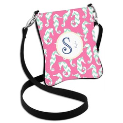 Sea Horses Cross Body Bag - 2 Sizes (Personalized)