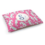 Sea Horses Dog Bed (Personalized)