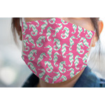 Sea Horses Face Mask Cover (Personalized)