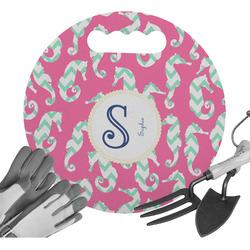 Sea Horses Gardening Knee Cushion (Personalized)